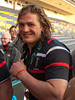 Harlequins, LV Cup Final Winners, Sixways, 17th March 2013