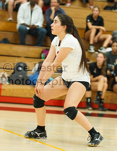 Harvard-Westlake High School Girls J/V Volleyball vs Marymount 9-12-13