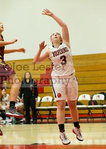 Harbvard Westlake High School Girls JV Basketball vs Alemany