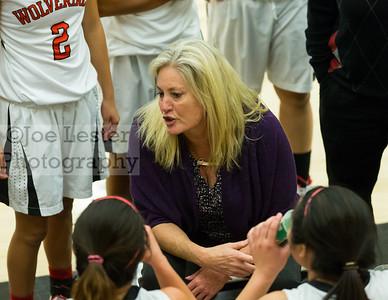 HW Girls Varsity Basketball vs Alemany