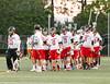 Harvard-Westlake High School Boys Varsity Lacrosse vs Chaminade 4-14-15