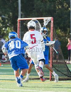 Harvard-Westlake Boys J/V Lacrosse vs Culver City 3-1-16