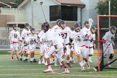 Harvard-Westlake High School Boys Varsity Lacrosse vs Culver City 3-1-16