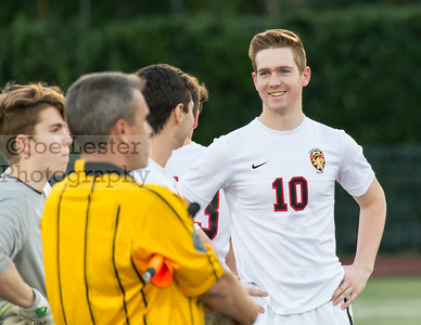 Harvard-Westlake Boys Varsity Soccer vs Chaminade 2-10-16