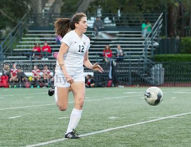 Harvard-Westlake High School Varsity Girls Soccer vs Lakewood 2-18-16