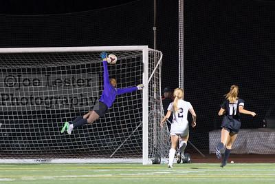 Harvard-Weslake High School Girls Varsity Soccer vs Newbury Park 12-2-15
