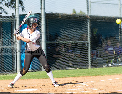 Harvard-Westlake High School Girl's Varsity Softball vs Marlborough 5-9-16
