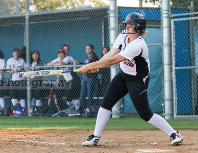 Harvard-Westlake High School Girl's Varsity Softball vs Marlborough 5-9-16
