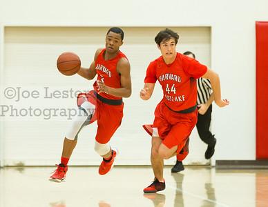 Harvard-Westlake High School Boys Varsity Basketball vs Loyola 1/18/16