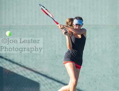 Harvard-Westlake High School Girls Varsity Tennis vs Marlborough 10-22-15