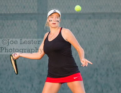 Harvard-Westlake High School Girls Varsity Tennis vs Marlborough 10-22-15