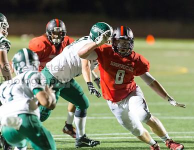 Harvard-Westlake High School Varsity Football vs Granada Hills 9-11-15