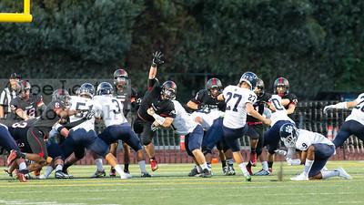 Harvard-Westlake High School varsity football vs Loyola 8-28-15