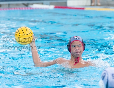 Harvard-Westlake Boys JV Water Polo vs Mater Dei 10-21-16