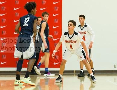 Harvard-Westlake High School Boys JV Basketball vs Loyola 1-4-17