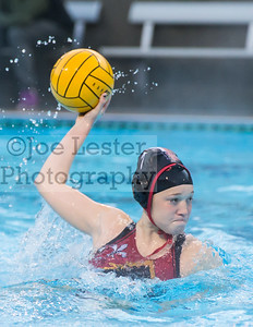 HW Girls Varsity Water Polo vs Marlborough 1-12-17