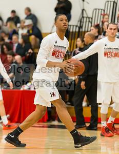 Harvard-Westlake High School Boys Varsity Basketball vs Notre Dame 2-1-17