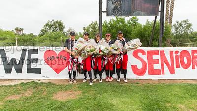 Harvard-Westlake High School Varsity Softball Senior Day 5-10-17