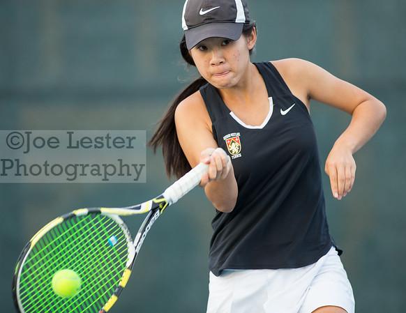 HW Girls Varsity Tennis vs FSHA 10-24-16 (Senior Day)