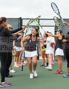 Harvard-Westlake High School Girls Varsity Tennis vs FSHA 10-24-16