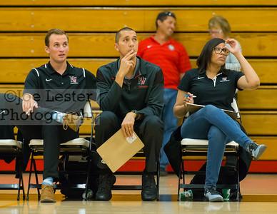 Harvard-Westlake Girls Varsity Volleyball vs Marymount 9-22-16 (photos: Joe Lester)