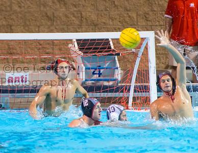 Harvard-Westlake Boys Varsity Water Polo vs Mater Dei 10-21-16