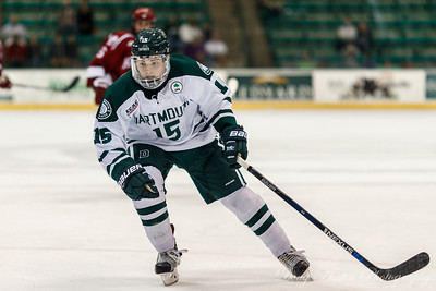 Harvard vs Dartmouth Hockey