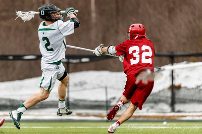 Harvard vs Dartmouth Men's Lax