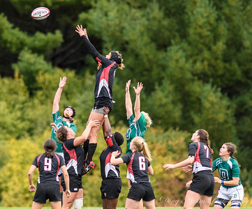 Harvard vs Dartmouth Rugby