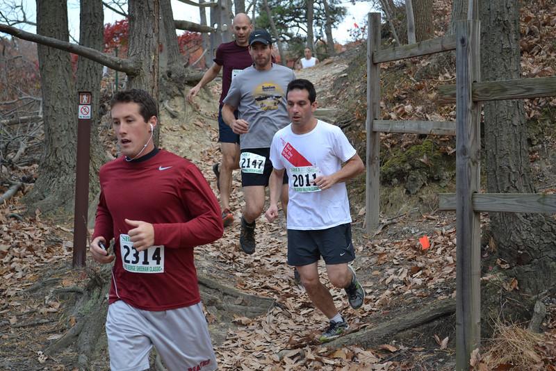 Hashathon Start and Woods 2011 079