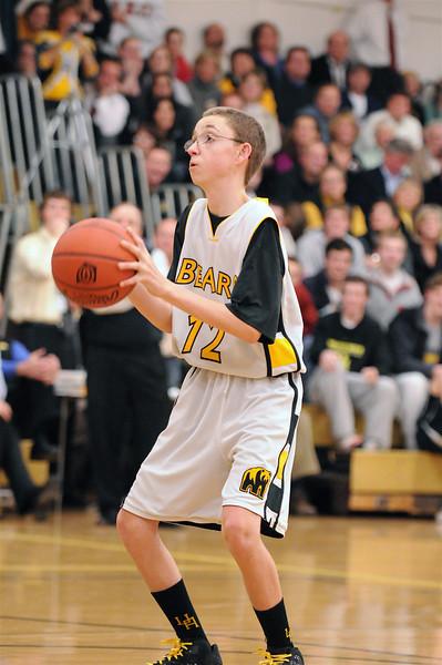 2010 Hastings Basketball