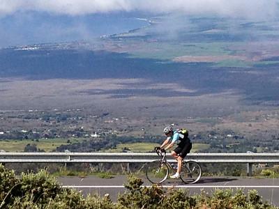 2013 December Hawaii Haleakala Climb