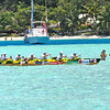 Team Hawaii to Bora Bora Finish