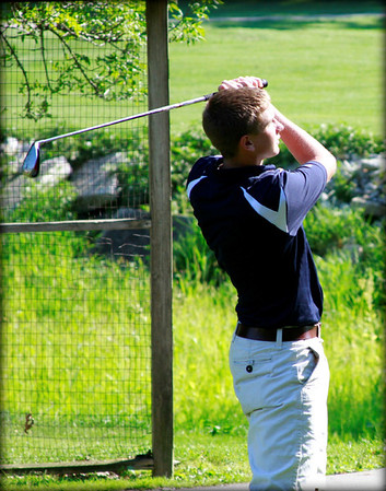 Hawks Golf Fall 2012