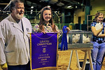Kylie Smith Grand Champion- Woohoo!