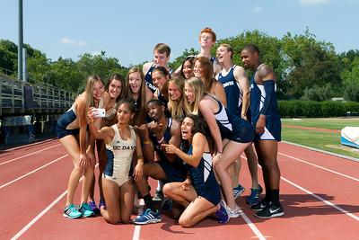 2015 Track & Field Team