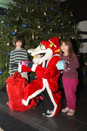 Santa Scorcher