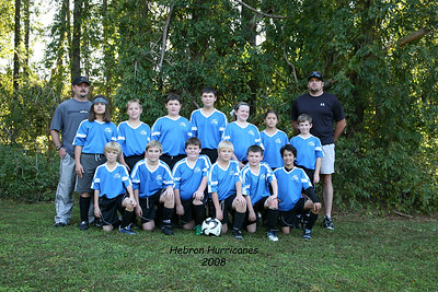 Team Photo, 2008