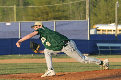 IMG_59966Henrico starting left-hander Eric Thornton pitched a solid six and one-third innings, giving up just one hit in the third – a double by Chase Worthington. After advancing to third base on a wild pitch, Worthington scored on Brent Bettenger's ground out to first base.