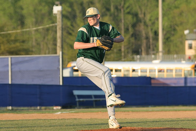 IMG_59967Henrico starting left-hander Eric Thornton pitched a solid six and one-third innings, giving up just one hit in the third – a double by Chase Worthington. After advancing to third base on a wild pitch, Worthington scored on Brent Bettenger's ground out to first base.