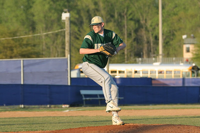 IMG_59963Henrico starting left-hander Eric Thornton pitched a solid six and one-third innings, giving up just one hit in the third – a double by Chase Worthington. After advancing to third base on a wild pitch, Worthington scored on Brent Bettenger's ground out to first base.