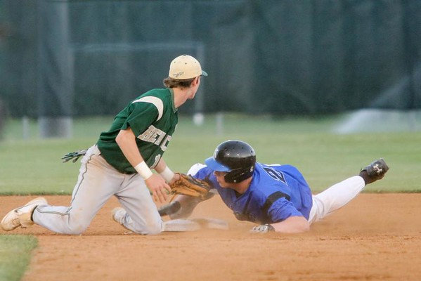 IMG_66623Second baseman Adam Toombs tags out Atlee's Austin Young.