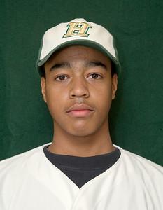 #14 – Marco Baylor Freshman; OF
