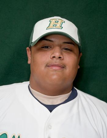 #20 (white) / #19 (green) – Jesus Vasquez Freshman; 1B