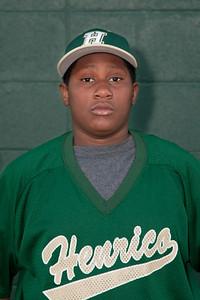 #11 – Jerome Page P; 2B Freshman