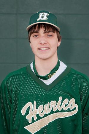 #14 – Forrest Baber P; 3B Sophomore