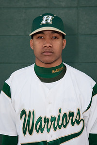 #20 – Treyvon Robinson 2B Sophomore