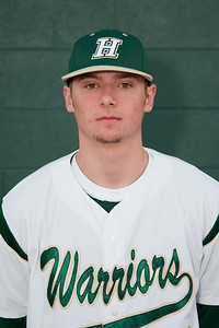 #7 – Michael Mansfield P; 3B; C Junior