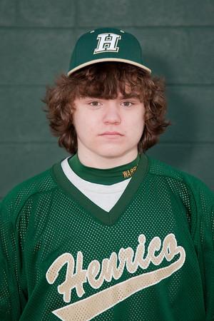 #13 – Chris Boyd 3B Sophomore