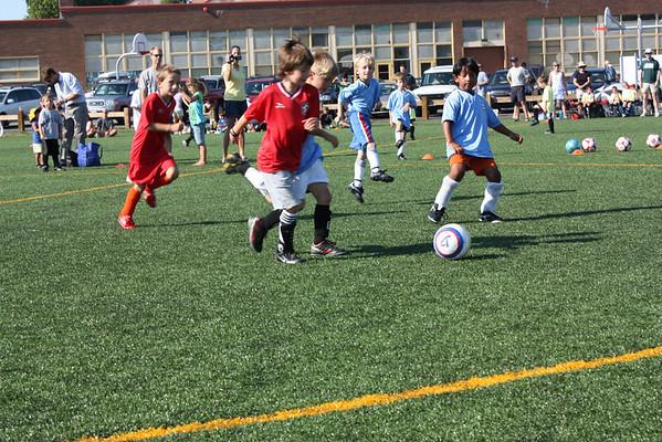 Henry's Soccer